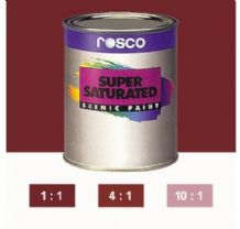 Rosco Supersat Iron Red Paint